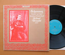 VSL 11069 Alfred Brendel Schumann Fantasy Symphonic Etudes Vanguard Stereo NM/EX