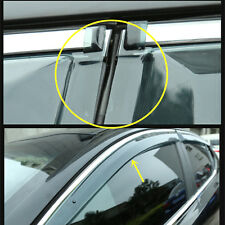 2017 4PCS acrylic Windows visor for Hyundai Tucson 2015-2016