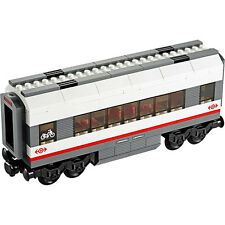 Lego Train City Passenger White High-Speed Middle Carriage Car from 60051 NEW