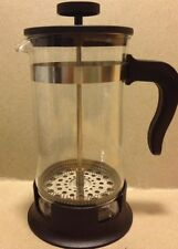 IKEA French Press 34 oz. Coffee or Tea Very Clean Travel Coffee Maker Camping