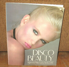 Disco Beauty Nighttime Make Up Sandy Linter Gia Carangi Albert Watson Bill King