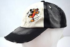 Walt Disney on Ice Collectible Mickey Mouse Adjustable Snapback Hat Distressed