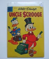 Us-uncle scrooge (Dell) # 22 Graded 1.5