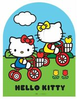 Hello Kitty and Mimmy Cardboard Cutout Stand In Great fun for photos at Parties