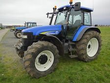 New Holland TM Series Workshop Manual