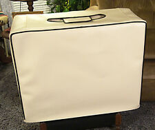 Custom Vinyl Amp Cover made to fit VOX AC15 Combo. Full Trim. Choice of Colors