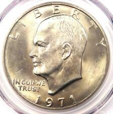 1971-D Eisenhower Ike Dollar $1 Certified PCGS MS67 - Rare in MS67. $5,500 Value