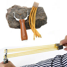 New Games Hunting Sling Shot HOT Powerful Fashion Marble Catapult Outdoor Steel