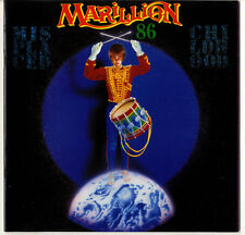 MARILLION 1986 Misplaced Childhood 28 page concert tour programme + extras