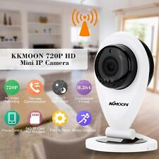 WiFi Outdoor Wireless Night Home CCTV Security Network P2P IP Camera HD720P F2D8