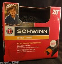 "Schwinn 20"" BMX Tire Flat Tire Protection Item# SW75848-2"