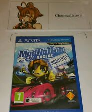 ModNation Racers: Road Trip PSV New Sealed UK PAL Sony PlayStation Vita PS Vita
