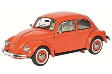 VOLKSWAGEN BEETLE KAFER 1600i ULTIMATE ED SNAP ORANGE 1/18 BY SCHUCO 450029200