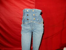 """LADIES HIGH WAISTED SKINNY JEANS BY FABULOSITY SIZE 5 """"see store for more"""""""