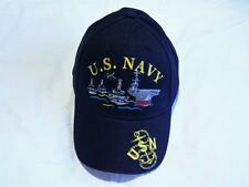 UNITED STATES NAVY (FLEET) EMBROIDERED BASEBALL CAP