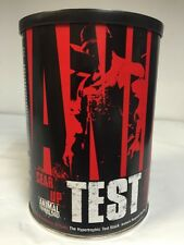 Animal Test 21 Pack Universal Nutrition Test Stack Anabolic  Pack