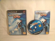 Surfing H3O - PS2 - complete