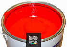 1L FORD RADIANT RED 2K DIRECT GLOSS PAINT - HIGH SOLIDS