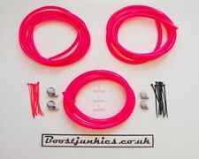 Vauxhall Corsa  VXR  turbo Vacuum Hose/Engine dress up  kit - PINK