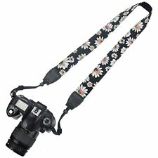 Elvam Camera Neck Shoulder Belt Strap for DSLR / SLR / Nikon / Canon / Sony / /
