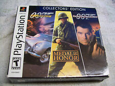 Electronic Arts Collectors' Edition Action (Sony PlayStation 1, 2002) COMPLETE