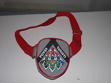 1994 Mighty Morphin Power Rangers Small Coin Purse Carry Case
