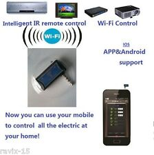 3.5mm DIRECT INFRARED UNIVERSAL MOBILE & WIFI REMOTE CONTROLLER ALL IR GADGETS +