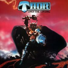 Thor - Only the Strong [New Vinyl]