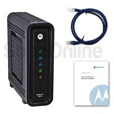 Motorola SurfBoard SB6141 Docsis 3.0 Cable Modem Comcast / Xfinity TWC Charter