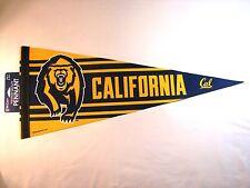 """Cal Bears 12""""x30"""" Premium Pennant  IN STOCK!!"""