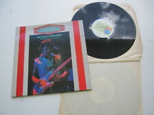 """GARY MOORE WE WANT MOORE DOUBLE LP VINYL 12"""" RECORD GATEFOLD"""
