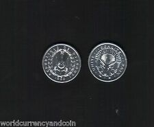 DJIBOUTI 1 FRANC KM20 1996 ANTELOPE ANIMAL UNC CURRENCY MONEY AFRICA FRENCH COIN