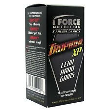 iForce TROPINOL XP Lean Hard Gains Testosterone Booster 100 capsules