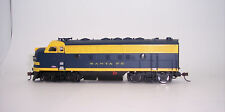HO UP MP ALL METAL LOCOMOTIVE  F7- A SANTA FE #2167 DCC-READY REFURBISHED