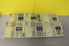 6pcs Nortel Norstar Meridian M7310 Display System Phone white