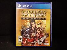 Nobunaga's Ambition: Sphere of Influence  (PlayStation 4)