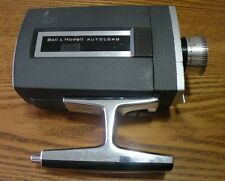 Bell & Howell Focus-Matic AutoLoad used movie camera Model 435 with leather case