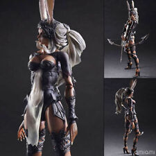 NEW IN BOX SQUARE ENIX Final Fantasy XII FF12 Play Arts Kai Fran Action Figure