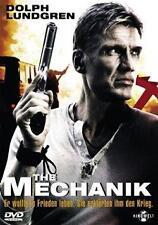 DVD - The Mechanik - Dolph Lundgren / #8841
