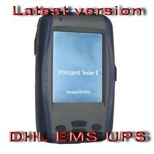 Denso Tester II Intelligent Tester IT2 V2016.7 With Oscilloscope DHL EMS UPS