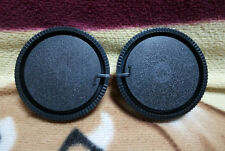 2x  Rear lens cap cover for Sony Alpha Minolta Af mount lens