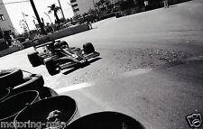 JPS LOTUS 78 MARIO ANDRETTI LONG BEACH US GRAND PRIX WEST PHOTOGRAPH FOTO 1977