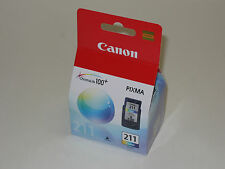 Genuine Canon CL-211 color PIXMA ink 211 CL211 MX320 MP480 MP240 MP495 wireless