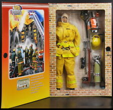 "Urban Firefighter 1/6th Scale (12"") Action Figure (by 21st Century Toys)"