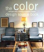 Color Design Source Book Using Fabrics Paints & Accessories for Successful Decor