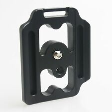 D800B Quick Release Bracket Plate Grip for nikon D800 (MB-D12 battery box) new