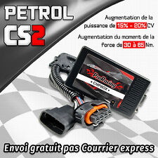 Boitier Additionnel puce AUDI TT I (8N) 1.8 Turbo 180 CV 1999-2006 Chip Box CS2