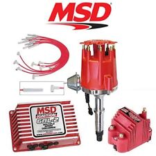 MSD Ignition Complete Kit - Digital 6AL-2/Distributor/Wires/Coil- AMC V8 290-401