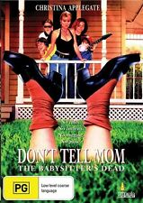 Don't Tell Mom The Baby-Sitter's Dead (DVD, 2010)