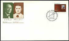 Canada 1983 Writers FDC First Day Cover #C38614